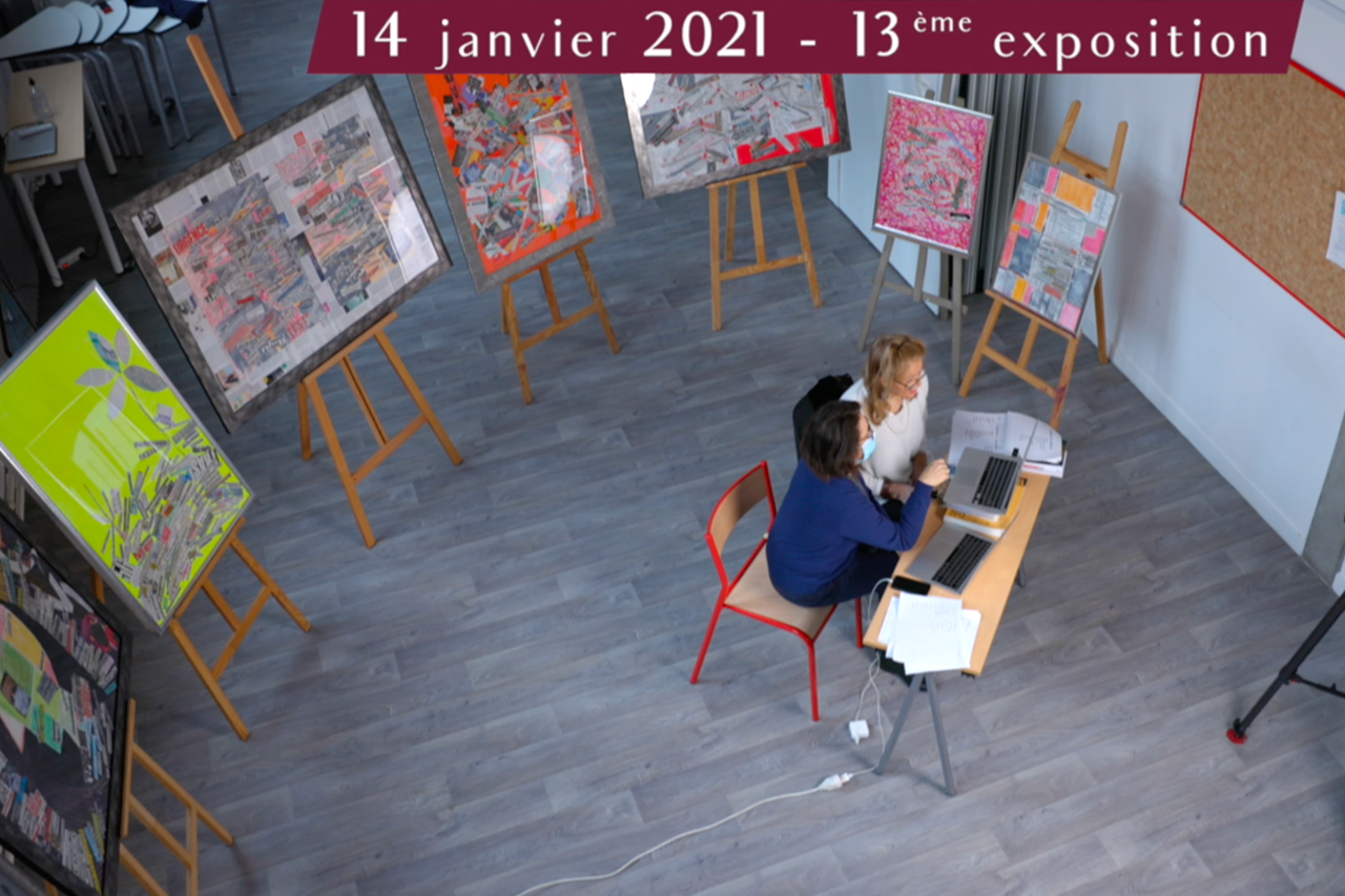 Exposition Jeanne Bordeau